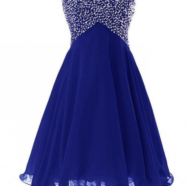 Simple Sweetheart Beading Short Prom Dresses,Cocktail Dress,Charming Homecoming Dresses,Homecoming Dresses,XS28